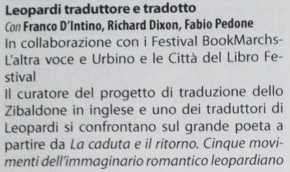 SalTo - Spazio Marche 9-13 maggio 2019