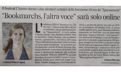 Corriere Adriatico_16 giugno 2020